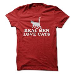 Real men love cats T-Shirts, Hoodies, Sweaters