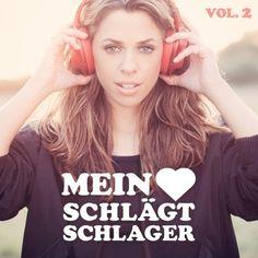 Cover Mein Herz schlägt Schlager 2