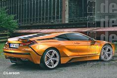 Mindestens 650 PS, 0-100 km/h in unter drei Sekunden, Kaufpreis nicht unter 250.000 Euro: BMW feilt am neuen M1. Neue Infos zum geplanten Supersportler aus München.