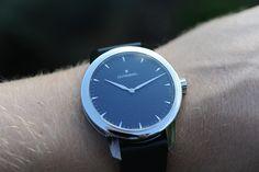 Watches, Leather, Accessories, Fashion, Moda, Fashion Styles, Clocks, Clock, Fasion