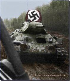 Beute-Panzer