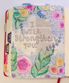 Illustrated Faith, Bible Art Journaling
