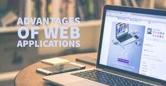 Advantages Of Web Applications - Web Applications Dubai
