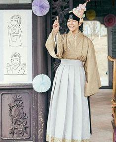 image sur We Heart It Park Chanyeol Exo, Luhan, Lee Joon, Traditional Fashion, Traditional Outfits, Baekhyun Moon Lovers, Baekhyun Wallpaper, Exo Concert, Scarlet Heart