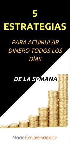 Finanzas Recipes msn food and drink Savings And Investment, Coaching, Wisdom Books, Important Quotes, Money Challenge, Money Talks, Just Do It, Business Marketing, Personal Finance