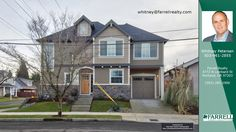 Whitney Petersens listing at 7374 N Marcrum Ave, Portland Oregon