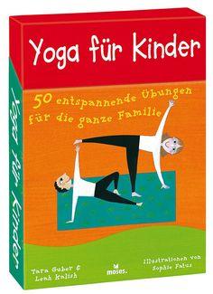 Buch Yoga für Kinder