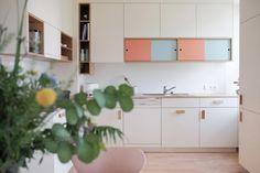 """Küchendesign Projekt """"Haus im Haus"""" Küchen Design, Planer, Kitchen Cabinets, Home Decor, Decorating Kitchen, Projects, House, Kitchen Cupboards, Homemade Home Decor"""