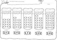 actividades para contar en preescolar - Buscar con Google