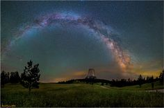 Milkyway Rainbow