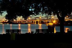 Merrill Barber Bridge, Vero Beach, Fl.