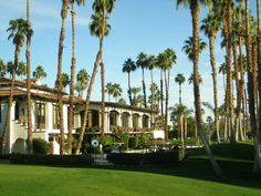 Monterey Country Club - Clubhouse. Palm Desert, CA - posted by Kenneth Hart, Architect
