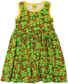2b0dfb3722a5 Duns Sleeveless Twirly Dress - Wild Strawberries