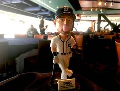 Moving on: What's new at Comerica Park? (besides all the play...