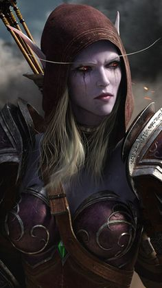 Sylvanas Windrunner WoW HD Mobile, Smartphone and PC, Desktop, Laptop wallpap. - World of Warcraft World Of Warcraft Game, Warcraft Art, Lady Sylvanas, World Of Warcraft Wallpaper, Character Art, Character Design, Sylvanas Windrunner, Night Elf, Lol League Of Legends