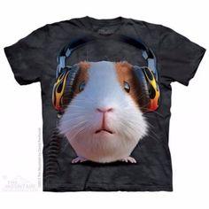 Camiseta Dj Cobaya