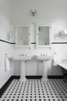 bathrooms with black and white tile. Golvet 31 Retro Black White Bathroom Floor Tile Ideas And Pictures