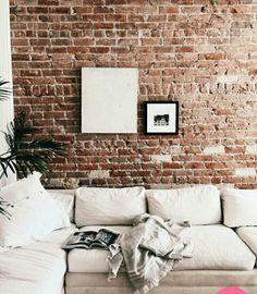 Brick Wallpaper Exposed Walls Double Bedroom Interiors Interior Design Adventurer Salt Lake City Utah Ideas