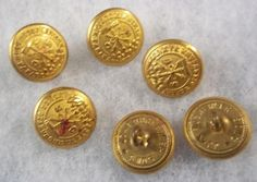 Buttons Lot of  6  - South Carolina Seal by John Rugheimer & Sons now on ebay jarjade