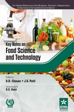 Key Notes on Food Science and Technology (PB)