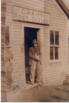 Grahn Post Office