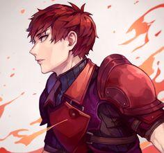 Fire Emblem Echoes | Lukas Lukas is bae!