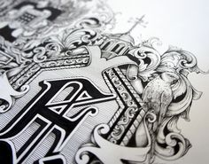 The Illustrations of Greg Coulton    Following a dream of being an illustrator. Click image for more