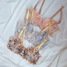 Jolie Lingerie, Lingerie Outfits, Pretty Lingerie, Beautiful Lingerie, Lingerie Sleepwear, Lingerie Set, Women Lingerie, Ropa Interior Babydoll, Mode Kawaii
