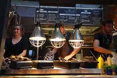 De Foodhallen in Amsterdam West is open! | http://www.yourlittleblackbook.me/nl/foodhallen-amsterdam-west/