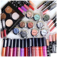 @jamiepaigebeauty shows off her spring haul! Which is your must have?