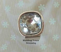 Christmas Giveaway with Handmade Swarovski Ring Gift #2 (international)