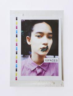 10FACES_poster / konou mari