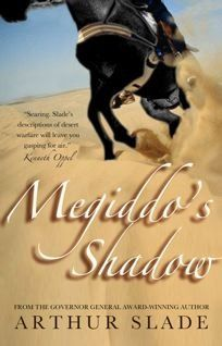 PBH F SLA. Megiddo's Shadow Fueled by anger at the death of his two brothers in World War I, 16-year-old Edward abandons his ailing father on their farm and leaves Canada to enlist. After proving that he can tame any wild horse, he's is sent to Jordan to fight with the Cavalry.
