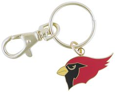 Arizona Cardinals Key Chain with clip Keychain NFL - Sunset Key Chains