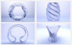 Du verre imprimée en 3D par le MIT !