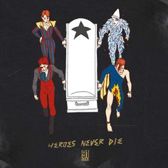 A Lad Insane - Tribute to David Bowie. I <3 This