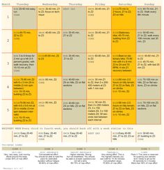 A Five-Month Triathlon Training Plan   Triathlons Fitness Plans and Advice   OutsideOnline.com