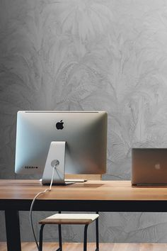 Gray a Office Wall 2019 kategóriában Office Walls, Floating Nightstand, Palm, Contrast, Gray, Lighting, Furniture, Collection, Design