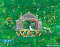 Taj Mahal, Painting, Painting Art, Paintings, Painted Canvas, Drawings
