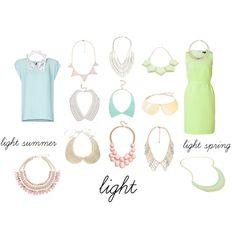 Light collars