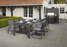 Dining set Anabel-Primavera/Avance | Tuinmeubel Collectie | LIFE Outdoor Living