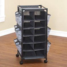 Shoe Storage Unit, Shoe Cubby, Closet Storage, Shoe Closet, Home Organization Hacks, Organizing Shoes, Bedroom Organization, Creative Storage, Cheap Storage