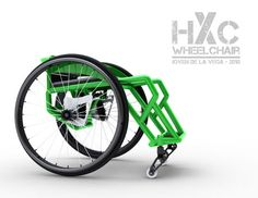 Sport wheelchairs are nothing new, but most of them are sport-specific and not really meant to be used for everyday mobility as well as sports. Designer Joven De La Vega has come up with an impressive design that was modeled after sport bicycles to be sturdy, fast and rugged. The HXC Wheelchair, like BMX bikes, [...]