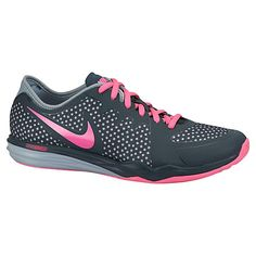 big sale 202da e65b4 Buy Nike Dual Fusion TR 3 Print Women s Running Shoes, Grey Pink Online at