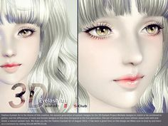 Hey everyone! Found in TSR Category 'Sims 3 Eye Liner' Tsr Sims 3, My Sims, Sims 3 Makeup, Demon Drawings, Demon Eyes, Sims 4 Cc Skin, Eyelash Sets, Sims 4 Game, Sims Mods