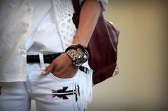 Navajo jeans