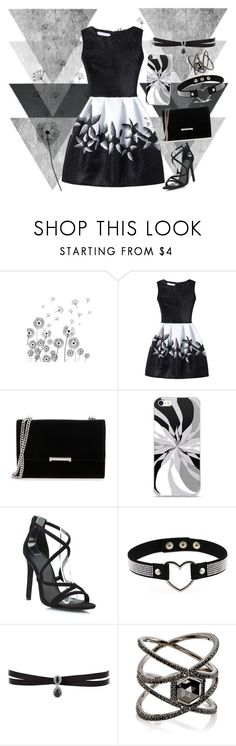 """""""By"""" by ugh-why-life-why ❤ liked on Polyvore featuring WithChic, Ivanka Trump, Fallon and Eva Fehren"""