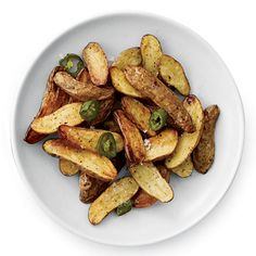 Jalapeño-Roasted Potatoes | Food & Wine