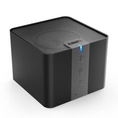 Amazon.com: Anker® Classic Portable Wireless Bluetooth 4.0 Speaker with 20 Hour Rechargeable Battery and Full, High-Def Sound (Black) - A7908: Cell Phones & Accessories