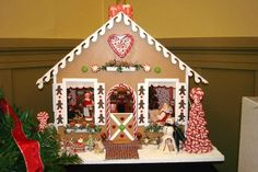 Connie Sauve - Miniature Show